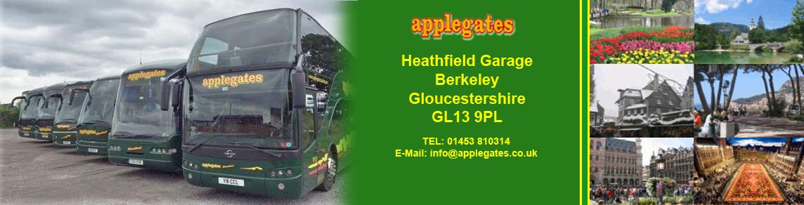 Applegates Coaches
